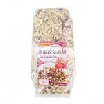 香港代购 德国进口亨利 HAHNE天然谷物燕麦片+多种坚果干果仁1000g