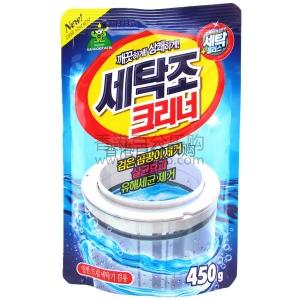 韩国山鬼洗衣机槽清洗剂专用粉状清洁去污波轮消毒液