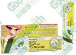 香港代购 dr.Organic 生物活性有机茶树牙膏 100毫升