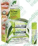 香港代购 dr.Organic 生物活性有机茶树润唇膏 5.7毫升