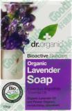 香港代购 dr.Organic 生物活性有机薰衣草香皂 100克 洗脸/沐浴