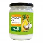 香港代购 有机之源100%初榨冷压椰子油420ml 纯天然新鲜椰子/拌食