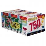 香港代购 3个装狮王吸湿大笨象吸湿器补充装 除湿剂干燥剂吸湿剂